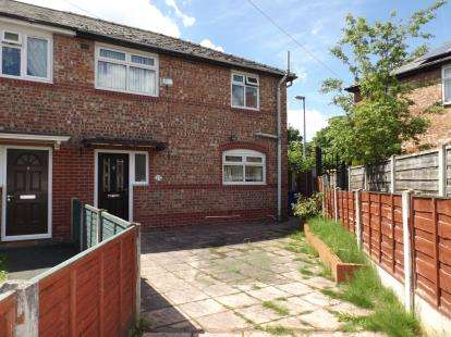 3 Bedrooms Semi Detached House for sale in Eccleston Avenue, Manchester, Greater Manchester, Uk