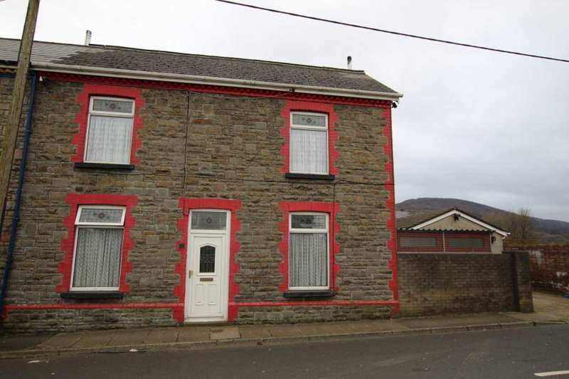 3 Bedrooms Semi Detached House for sale in High Street, Pontypool NP4 6HB