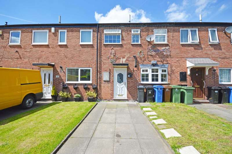 3 Bedrooms Terraced House for sale in Rectory Fields, Stockport