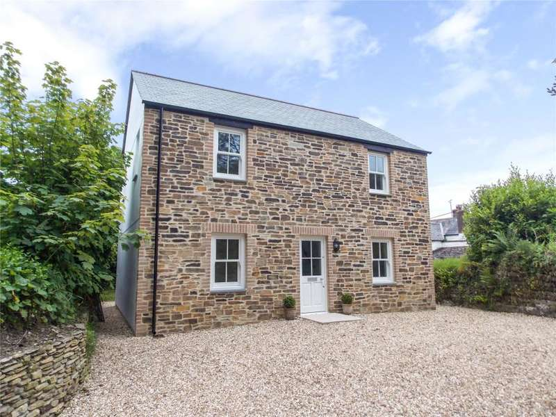 3 Bedrooms Detached House for sale in Cuby Road, Tregony, Truro