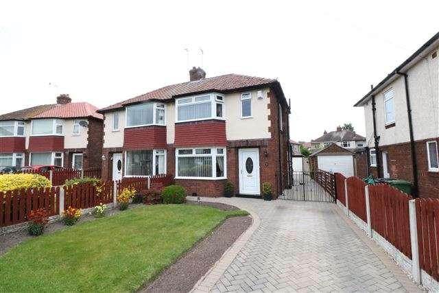 3 Bedrooms Semi Detached House for sale in Eskdale Avenue, Carlisle, Cumbria, CA2 5RA