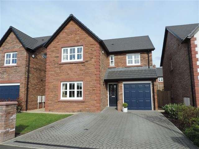 4 Bedrooms Detached House for sale in Alders Edge, Scotby, Carlisle, CA4 8FA