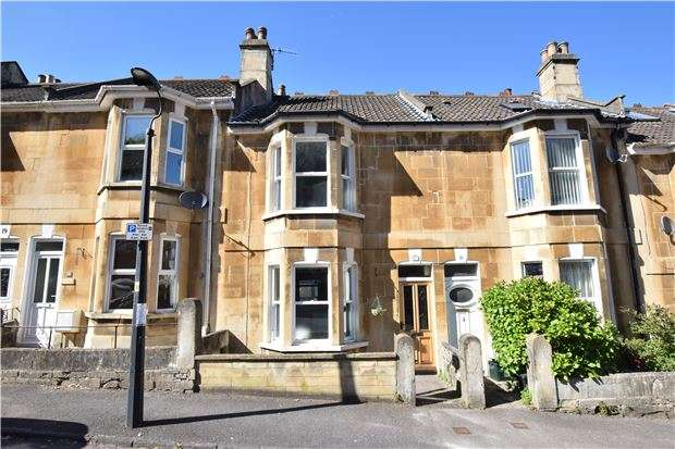 3 Bedrooms Terraced House for sale in Park Avenue, BATH, Somerset, BA2 4QD