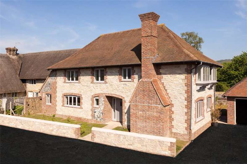 3 Bedrooms Detached House for sale in Church Street, Amberley, Arundel, West Sussex, BN18