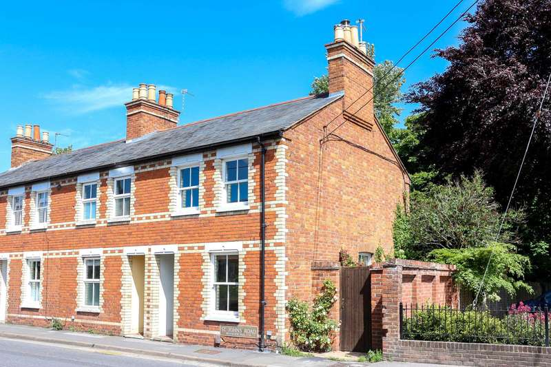 3 Bedrooms Cottage House for sale in St. Johns Road, Wallingford