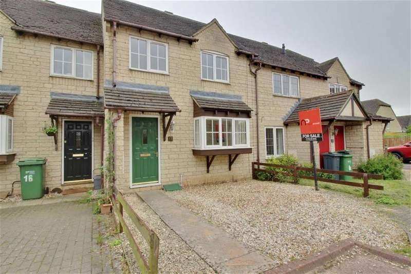3 Bedrooms Terraced House for sale in Gardiner Close, Stroud, Gloucestershire