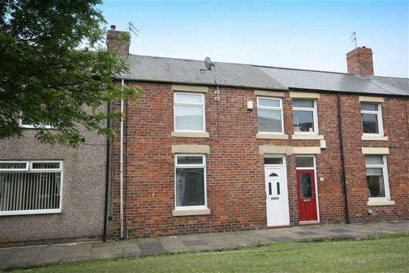 2 Bedrooms Property for sale in Carlisle Terrace, West Allotment, Tyne And Wear, NE27