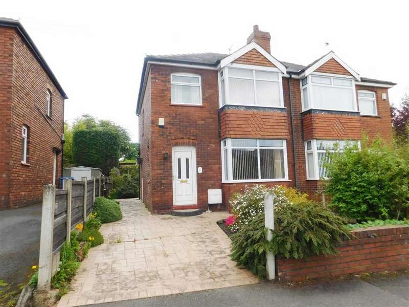 3 Bedrooms Property for sale in South View, Woodley, Stockport