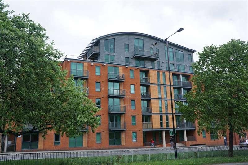 1 Bedroom Studio Flat for sale in St Marys Road, City Centre, Sheffield, S2 4AH