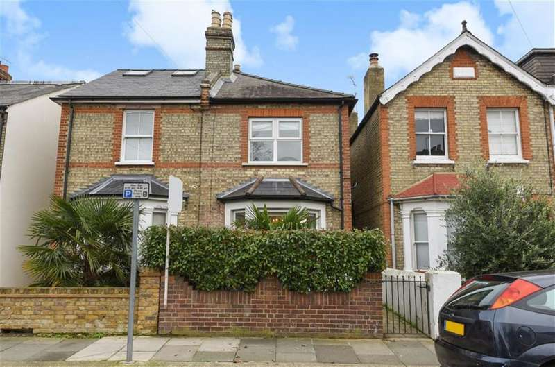 3 Bedrooms Property for sale in Willoughby Road, Kingston Upon Thames