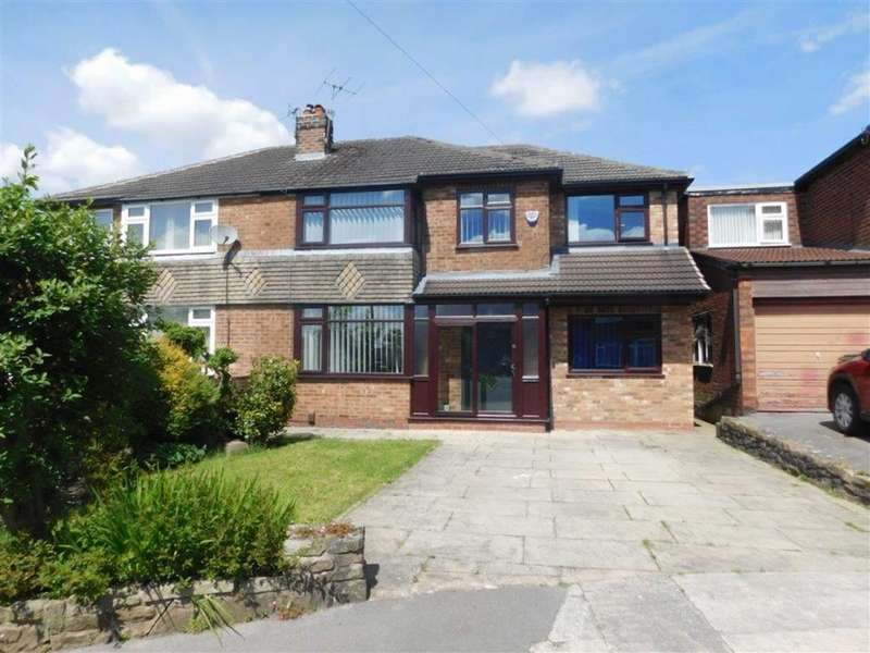 4 Bedrooms Property for sale in Catherine Road, Romiley, Stockport