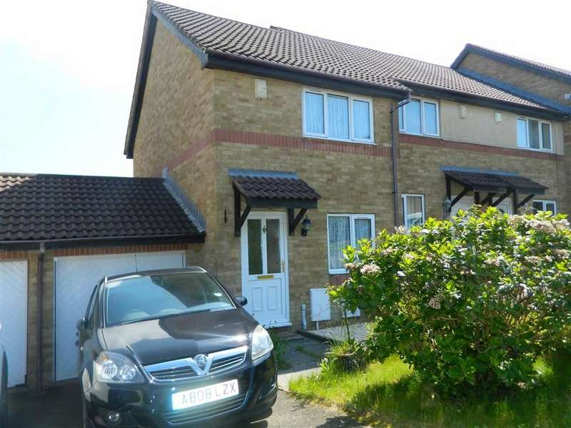 2 Bedrooms End Of Terrace House for sale in Neyland Drive, Penlan