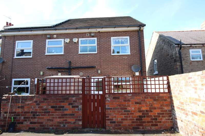4 Bedrooms Semi Detached House for sale in Jemerdale House Wardle Terrace, Crawcrook, Ryton, NE40