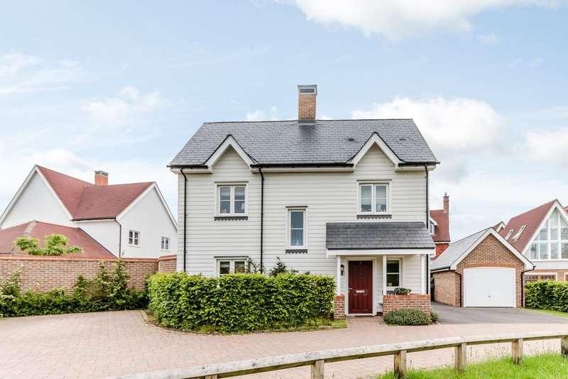 3 Bedrooms Detached House for sale in Wakeford Lane,Broadbridge Heath,West Sussex RH12 3UE
