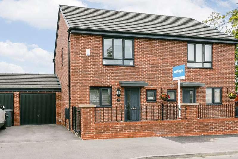 2 Bedrooms Semi Detached House for sale in Langsett Road, Barnsley, South Yorkshire S71 1RY