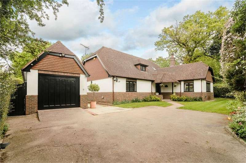 4 Bedrooms Detached House for sale in Manor Drive, Hartley