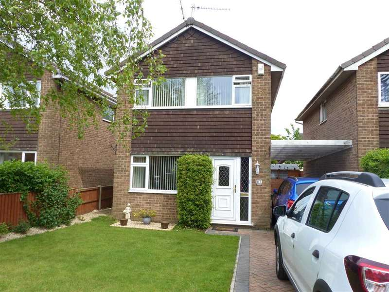 3 Bedrooms Detached House for sale in Wintour Close, Chepstow