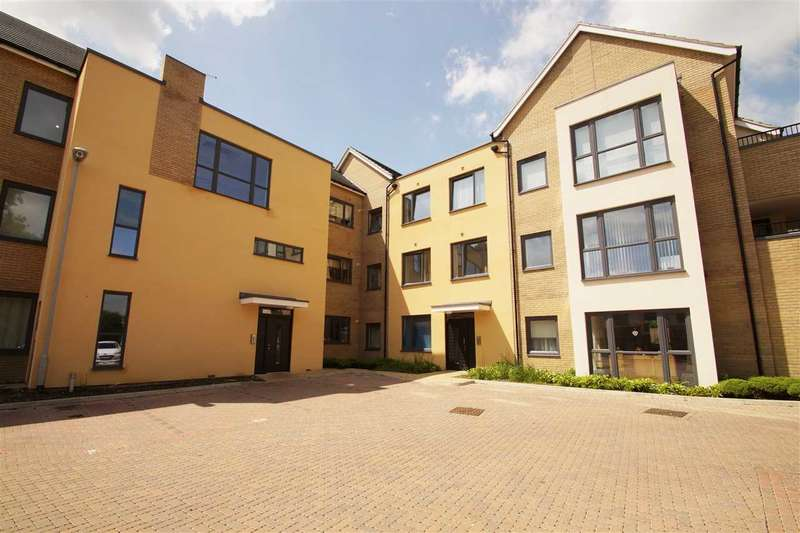 2 Bedrooms Apartment Flat for sale in Venture Chase, Mile End, Colchester