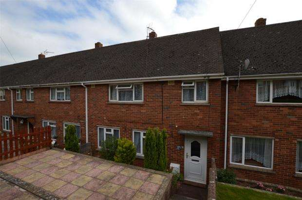 3 Bedrooms End Of Terrace House for sale in Spruce Park, Crediton, Devon