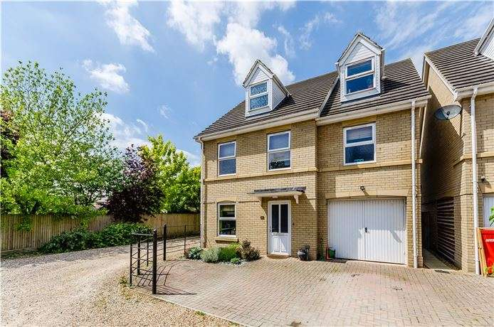 4 Bedrooms Detached House for sale in Hodson Close, Soham, Ely