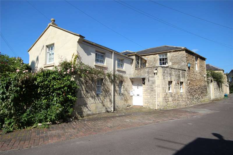 4 Bedrooms Mews House for sale in Upper Lansdown Mews, Bath, BA1