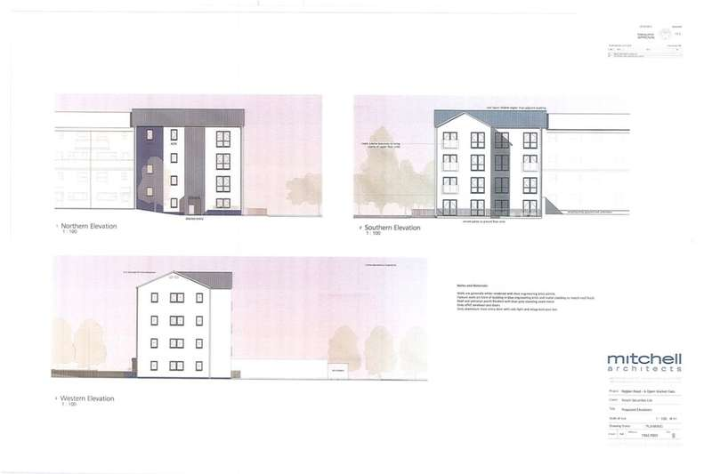 Land Commercial for sale in Land At Raglan Road, Plymouth, PL1
