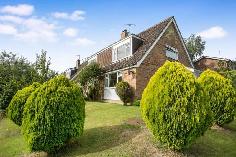 3 Bedrooms Semi Detached House for sale in Southridge Road, Crowborough, TN6