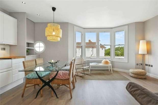2 Bedrooms Flat for sale in Twyford Avenue, London