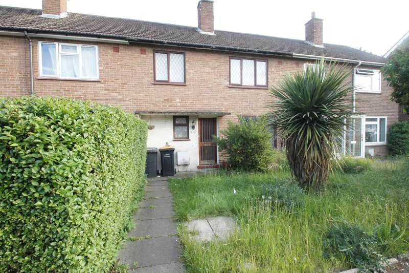 3 Bedrooms Terraced House for sale in The Boundary, Goldington