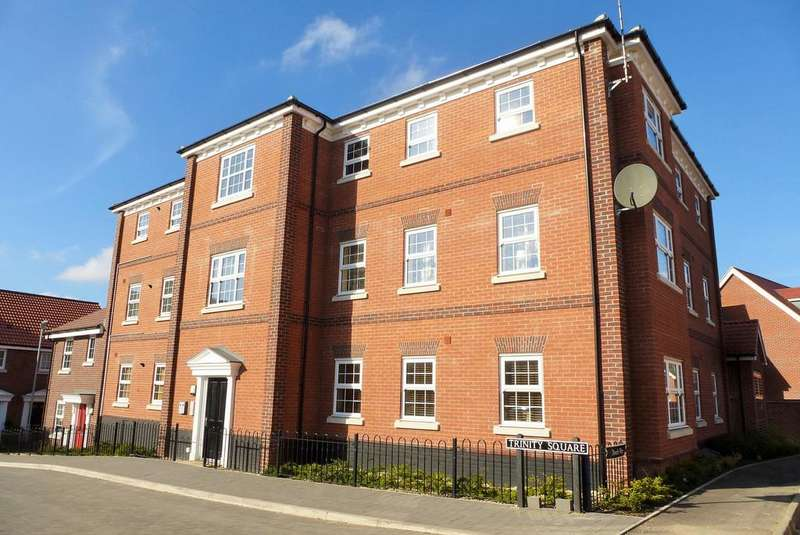 2 Bedrooms Apartment Flat for sale in Loddon