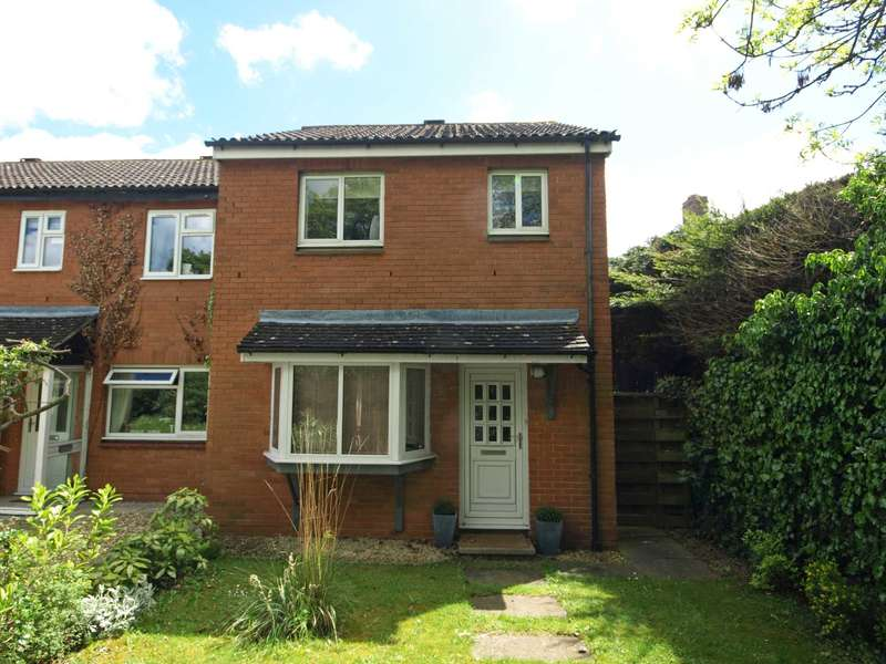 3 Bedrooms End Of Terrace House for sale in Windmill Avenue, Bicester