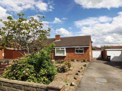 2 Bedrooms Bungalow for sale in Larkspur Drive, Darlington