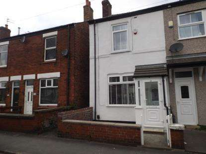 2 Bedrooms Semi Detached House for sale in Grundey Street, Hazel Grove, Stockport, Cheshire