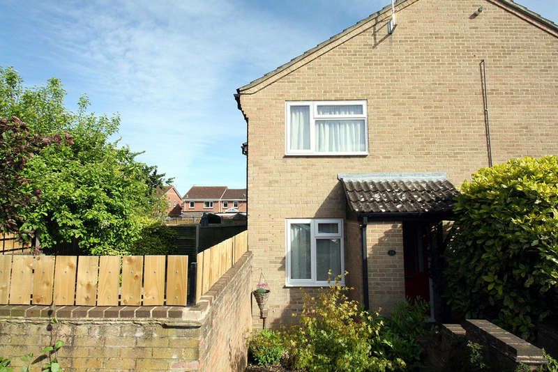 1 Bedroom End Of Terrace House for sale in Weavers Crofts, Melksham