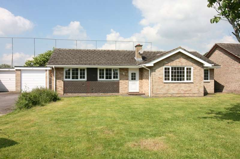 4 Bedrooms Detached Bungalow for sale in Begbroke Crescent, Begbroke