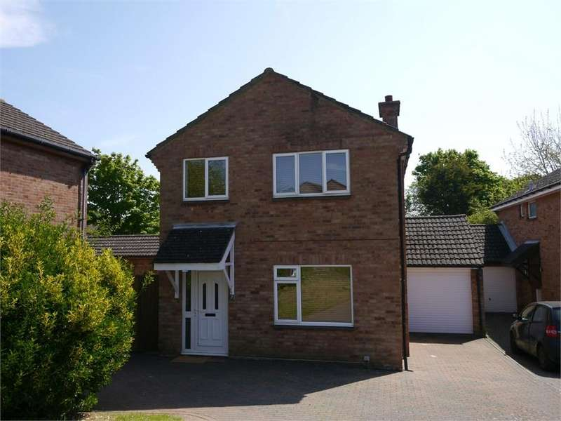 4 Bedrooms Detached House for sale in Grimson Close, Sully