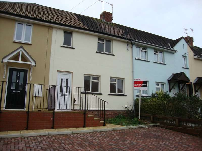 3 Bedrooms Terraced House for sale in The Rows, Worle, Weston-super-Mare