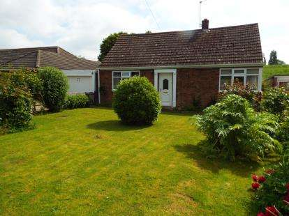 2 Bedrooms Bungalow for sale in Wiggenhall St. Mary Magdalen, King's Lynn, Norfolk
