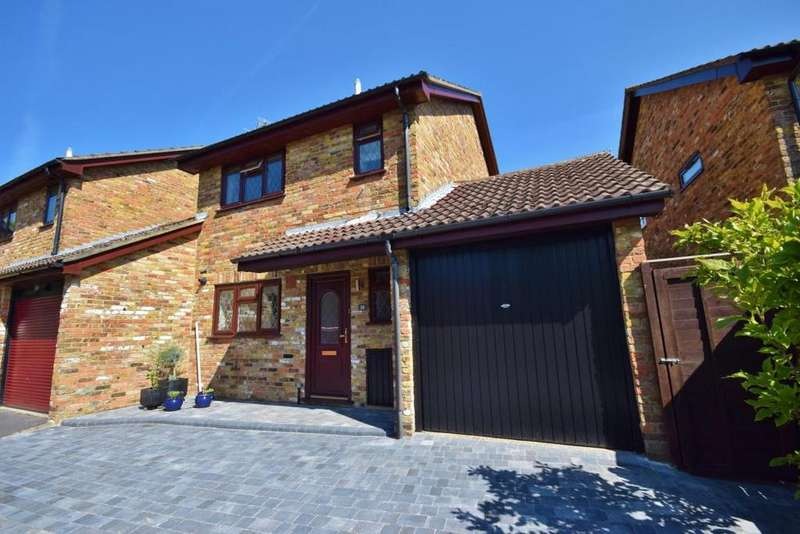 3 Bedrooms Link Detached House for sale in Chineham, Basingstoke, RG24