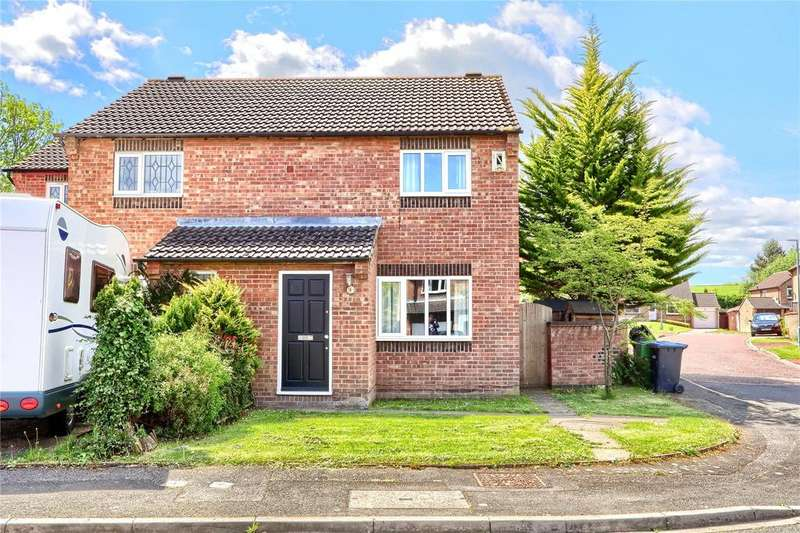 2 Bedrooms Semi Detached House for sale in Eagle Park, Marton