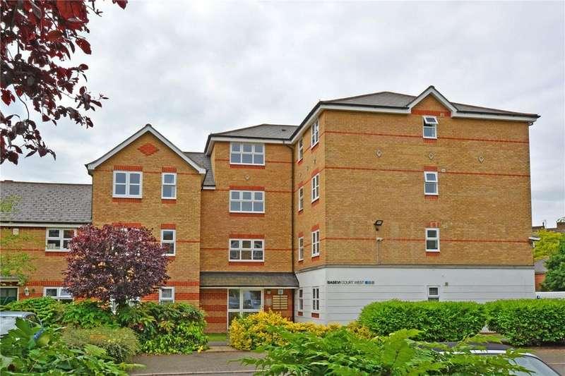 1 Bedroom Flat for sale in Basevi Way, Deptford, London, SE8