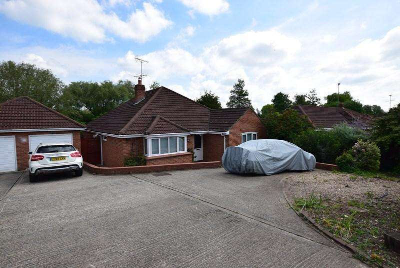 4 Bedrooms Bungalow for sale in Withersfield Road, HAVERHILL