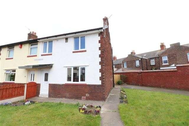 3 Bedrooms Semi Detached House for sale in Vasey Crescent, Carlisle, Cumbria, CA1 2BG