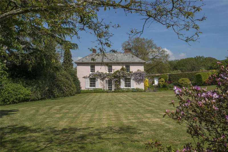 6 Bedrooms Detached House for sale in Stockleigh Pomeroy, Crediton, Devon, EX17