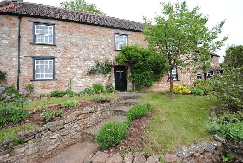 4 Bedrooms Detached House for sale in Wells Road, DRAYCOTT, Somerset, BS27