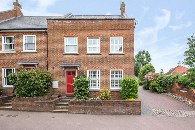 4 Bedrooms End Of Terrace House for sale in Cravells Road, Harpenden, Hertfordshire