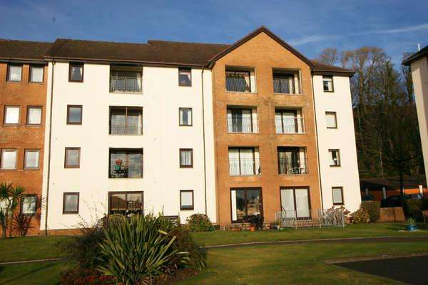 2 Bedrooms Flat for sale in 54 Underbank, Largs, KA30 8SS