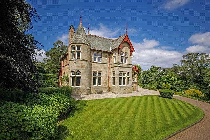 5 Bedrooms Unique Property for sale in The Ingle, 14 Burnside Road, Burnside, Glasgow, G73