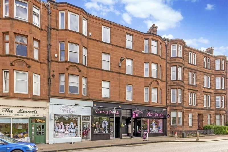 1 Bedroom Flat for sale in 3/2, 427 Clarkston Road, Muirend, Glasgow, G44