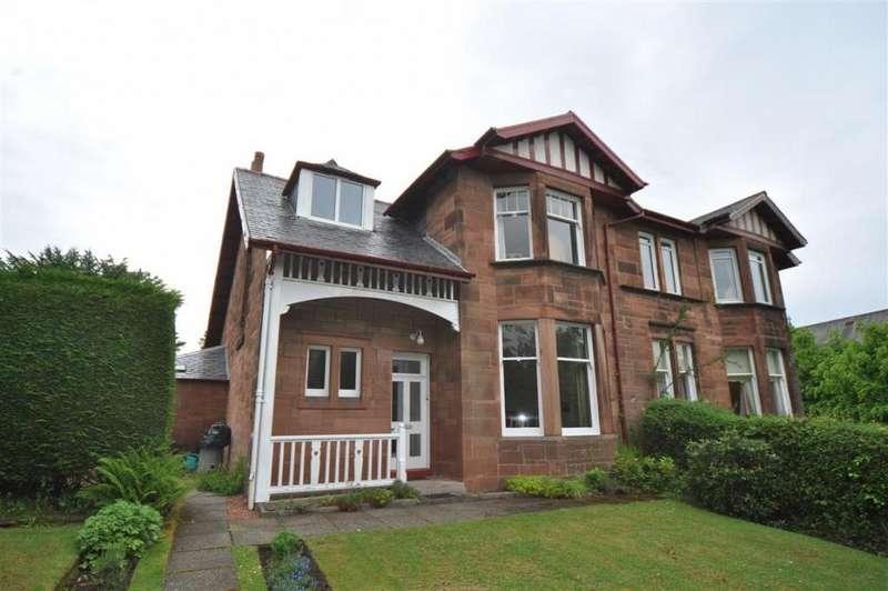 3 Bedrooms Semi Detached House for sale in St Leonards, 6 Langside Drive, Newlands, G43 2EE